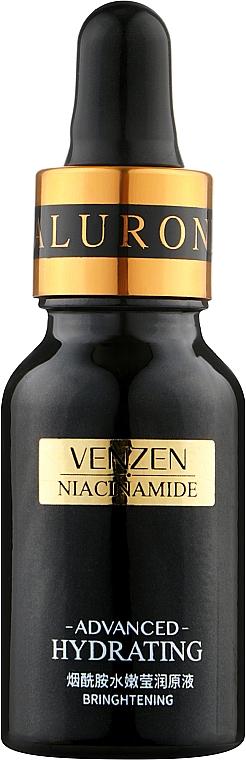 Сыворотка c ниацинамидом - Bioaqua Venzen Niacinamide Advanced Hydration