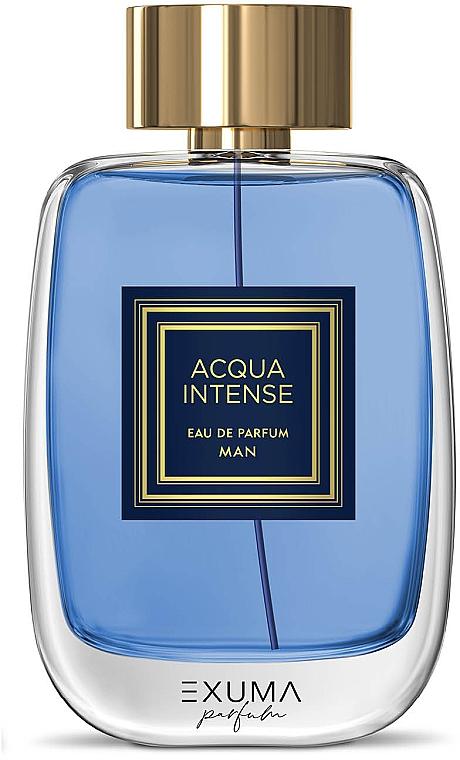 Exuma Acqua Intense - Парфюмированная вода