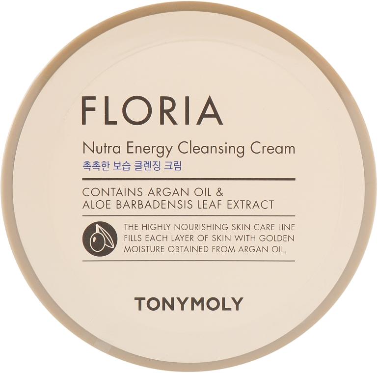 Очищающий крем - Tony Moly Floria Nutra-Energy Cleansing Cream