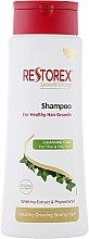 Духи, Парфюмерия, косметика Очищающий шампунь для тонких и жирных волос - Restorex Cleansing Care Shampoo