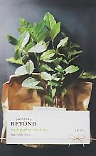 """Духи, Парфюмерия, косметика Маска """"Черный чай"""" - Beyond Herb Garden Black Tea Mask"""