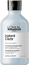 Духи, Парфюмерия, косметика Профессиональный очищающий шампунь против перхоти - L'Oreal Professionnel Instant Clear Shampoo