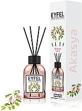 "Парфумерія, косметика Аромадифузор ""Акація"" - Eyfel Perfume Reed Diffuser Acacia"
