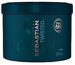 Духи, Парфюмерия, косметика Маска для вьющихся волос - Sebastian Professional Twisted Elastic Treatment