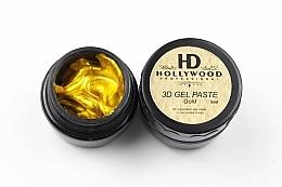 Духи, Парфюмерия, косметика Гель-паста 3D - HD Hollywood 3D Gel Paste