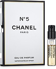 Парфумерія, косметика Chanel N5 - Парфумована вода (пробник)