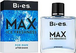 Парфумерія, косметика Лосьйон після гоління - Bi-es Max Ice Freshness