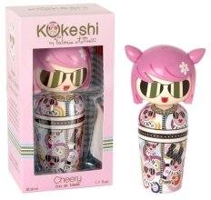 Духи, Парфюмерия, косметика Kokeshi Parfums Cheery By Valeria Attinelli - Туалетная вода (тестер с крышечкой)