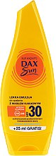 Духи, Парфюмерия, косметика Солнцезащитная эмульсия с маслом какао - Dax Sun SPF30 Protective Emulsion Cocoa Butter