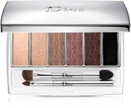 Духи, Парфюмерия, косметика Палитра теней для глаз - Christian Dior Eye Reviver Backstage Pros