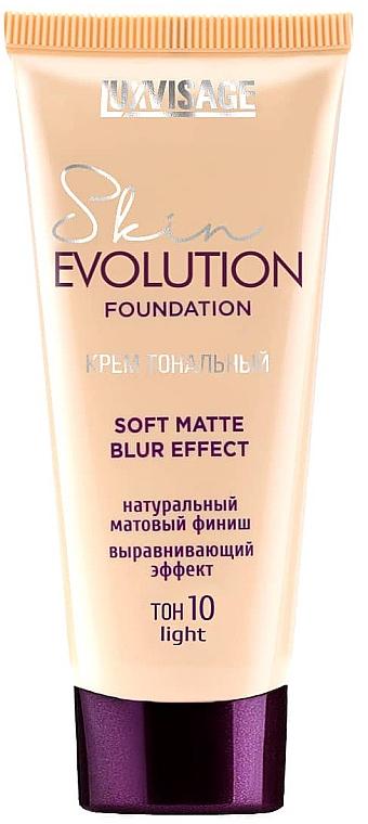 Тональный крем для лица - Luxvisage Skin Evolution Foundation