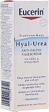 Духи, Парфюмерия, косметика Дневной крем увлажняющий - Eucerin Hyal-Urea Anti-Wrinkle Day Cream