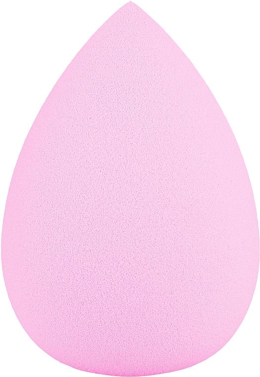 "Спонж для макияжа ""Beauty Blender"" каплевидный PF-13, розовый - Puffic Fashion"