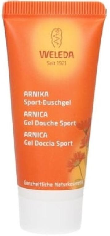Гель для душа - Weleda Arnika Sports Shower Gel (мини)