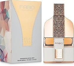 Духи, Парфюмерия, косметика Flavia Fabio Pour Femme - Парфюмированная вода