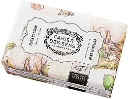 """Духи, Парфюмерия, косметика Экстра-нежное мыло масло ши """"Цветок Хлопка"""" - Panier Des Sens Natural Soap Cotton Flower"""