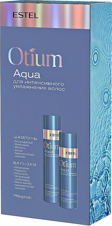 Набор - Estel Professional Otium Aqua (shm/250ml + balm/200ml)