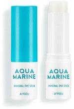 Духи, Парфюмерия, косметика Увлажняющий минеральный стик для глаз - A'pieu Aqua Marine Mineral Eye Stick