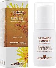 Духи, Парфюмерия, косметика Средство для снятия макияжа c глаз - Organic Series Eye Makeup Remover