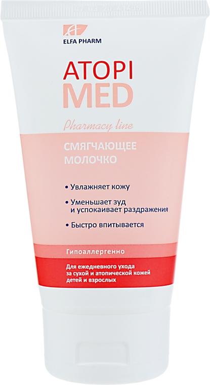 Смягчающее молочко - Elfa Pharm Atopi Med Body Milk — фото N2