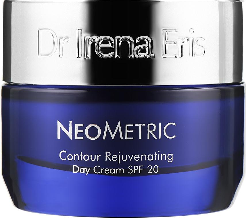 Дневной крем для лица - Dr. Irena Eris Neometric Contour Rejuvenating Day Cream SPF 20