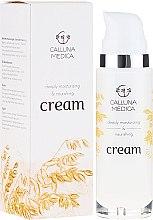 """Духи, Парфюмерия, косметика Крем для лица """"Увлажняющий"""" - Calluna Medica Moisturizing Face Cream"""