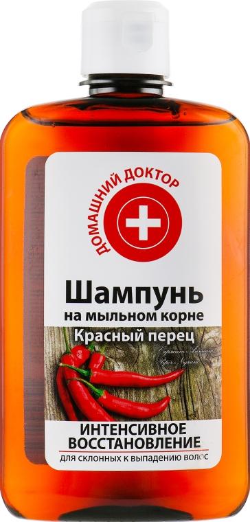 """Шампунь """"Красный перец"""" - Домашний Доктор"""