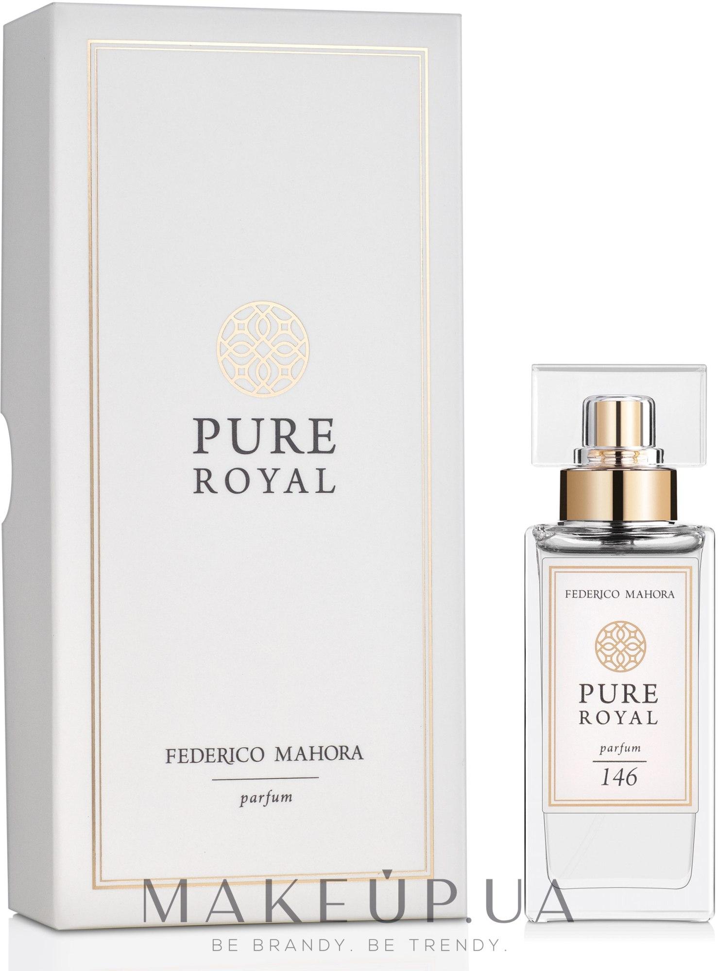 Federico Mahora Pure Royal 146 - Духи — фото 50ml