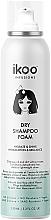 """Духи, Парфюмерия, косметика Сухой шампунь-пена """"Увлажнение и блеск"""" - Ikoo Infusions Shampoo Foam Color Hydrate & Shine"""