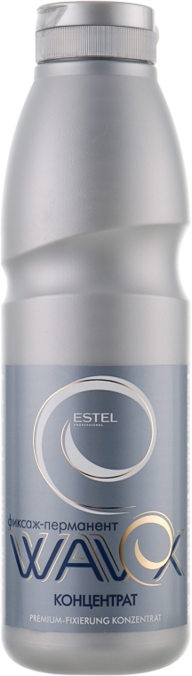 Фиксаж-перманент - Estel Professional Wavex Premium-Fixierung Konzentrat