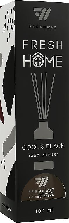 "Аромадиффузор ""Черный лед"" - Fresh Way Fresh Home Cool&Black"