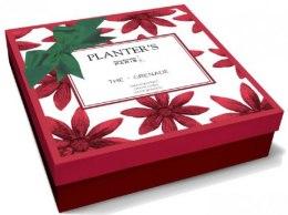 Духи, Парфюмерия, косметика Planter's Tea Pomegranate - Набор (b/cr/150ml + sh/gel/150ml + edp/50ml)