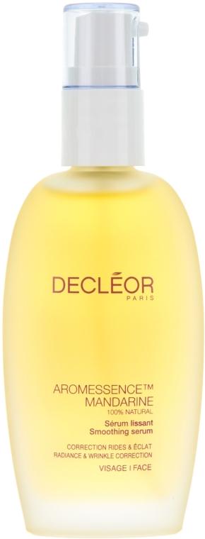 Разглаживающая сыворотка для коррекции морщин и сияния кожи - Decleor Aromessence Mandarine Smoothing Serum