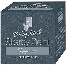 Духи, Парфюмерия, косметика Мыло эксклюзивное - Bialy Jelen Soap Exclusive Magnetite