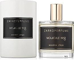 Духи, Парфюмерия, косметика Zarkoperfume Molecule №8 - Парфюмированная вода