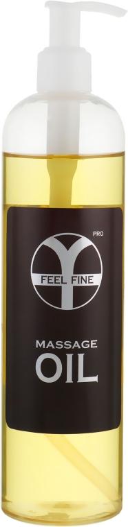 Масло для профессионального массажа - Feel Fine Pro Massage Oil