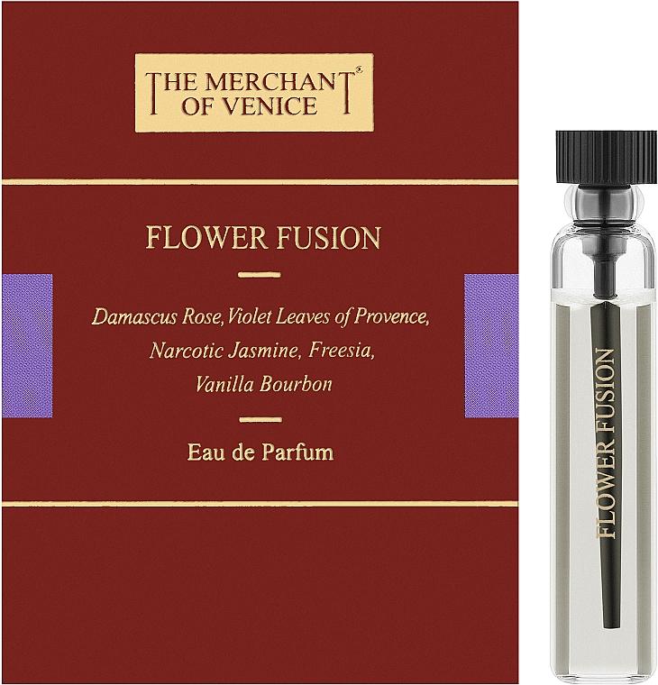 The Merchant Of Venice Flower Fusion - Парфюмированная вода (пробник)