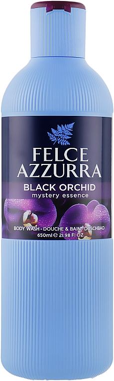 """Гель для душа """"Черная орхидея"""" - Felce Azzurra Black Orchid Body Wash"""