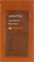 Духи, Парфюмерия, косметика Патчи для очищения носа - Innisfree Jeju Volcanic Nose Pack
