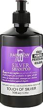 Духи, Парфюмерия, косметика Серебряный шампунь - Rainbow Professional Silver Shampoo