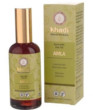 "Аюрведическое масло для волос ""Амла"" - Khadi Hair Oil"