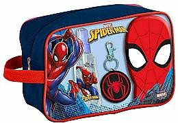 Духи, Парфюмерия, косметика Marvel Spiderman - Набор (edt/90ml + sh/gel/300ml + keyring + bag)