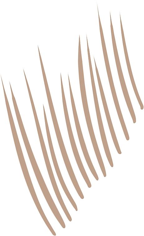 Фломастер-тинт для бровей - NYX Professional Makeup Lift & Snatch — фото N2