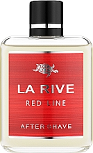 Духи, Парфюмерия, косметика La Rive Red Line - Лосьон посля бритья ( тестер )