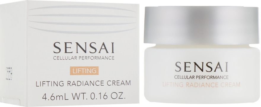 Лифтинг-крем с эффектом сияния - Kanebo Sensai Cellular Performance Lifting Radiance Cream (пробник)