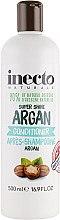 Духи, Парфюмерия, косметика Увлажняющий кондиционер для волос с аргановым маслом - Inecto Naturals Argan Conditioner