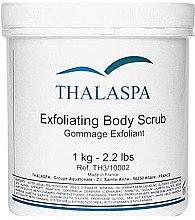 Духи, Парфюмерия, косметика Отшелушивающий скраб для тела - Thalaspa Exfoliating Body Scrub