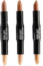 Парфумерія, косметика Подвійний олівець для контурування - Ruby Rose Highlight and Contour