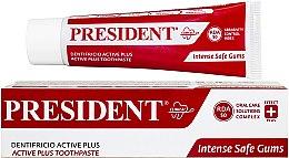 "Духи, Парфюмерия, косметика Лечебная зубная паста ""Clinical Active Plus"" - PresiDENT"