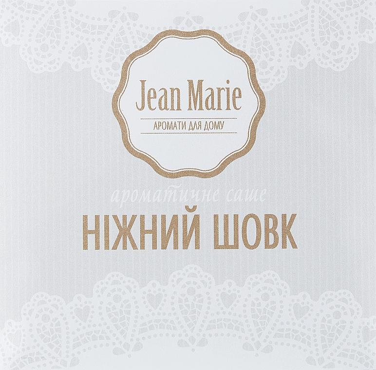 """Ароматическое саше """"Нежный шелк"""" - Jean Marie"""